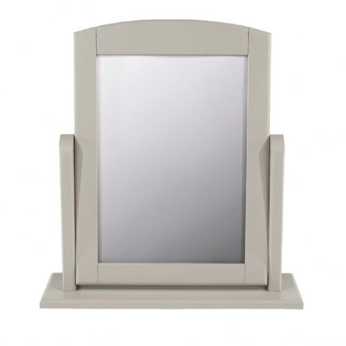 Grey Single Mirror